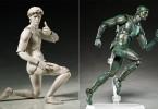 Фигмы от японской компанией Max Factory по мотивам классических скульптур