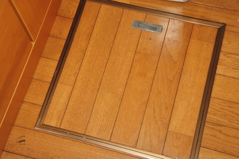 Как сделать ламинат с дверью