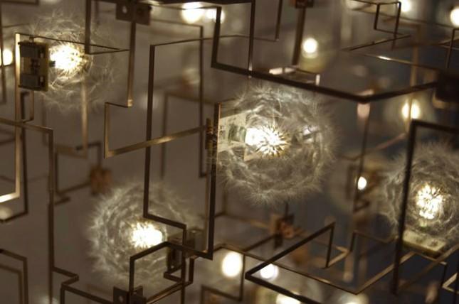 Необычные светильники Хрупкое будущее III
