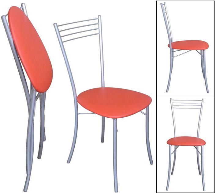 Складной металлический стол