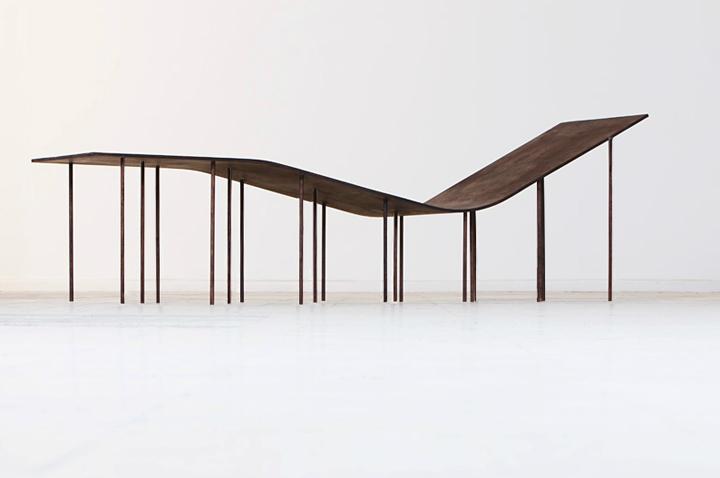 Красивая кушетка от Lakos Dániel & Zsanett Benedek