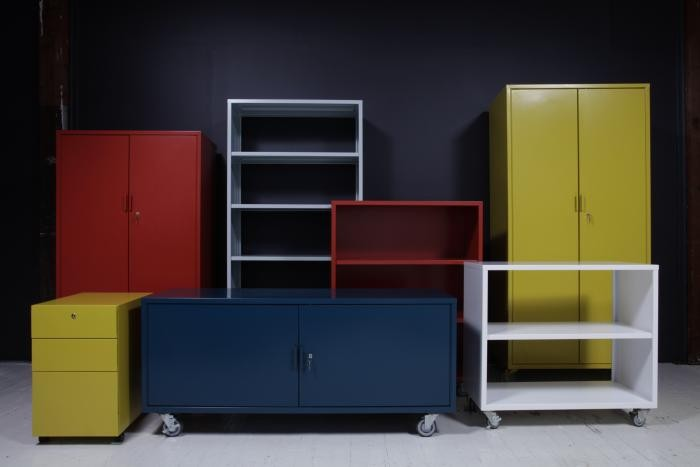 Яркая дизайнерская мебель для обустройства офиса