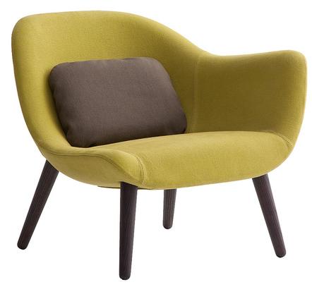 Яркое мягкое кресло Mad