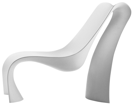 Необычное пластиковое кресло Brazilia