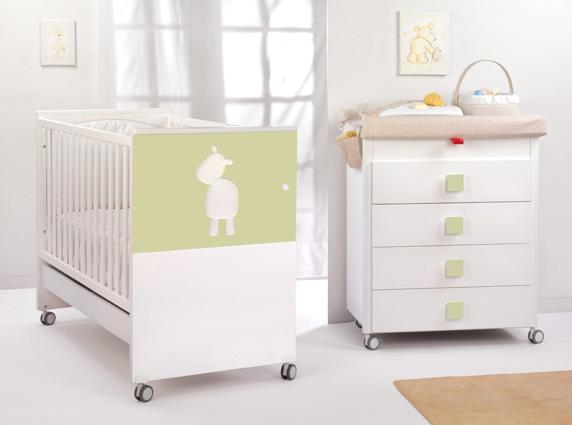 Детская мебель фирмы Cambrass