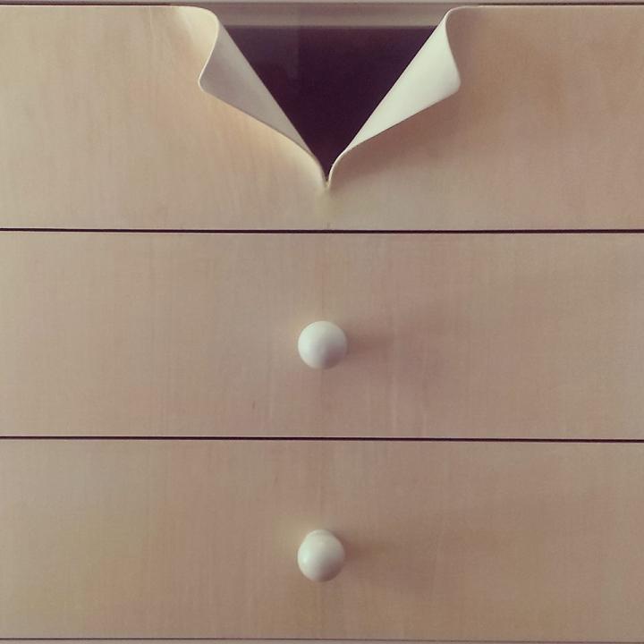 Чудесная мебель The Unbutton Collection от Cristina Bulat