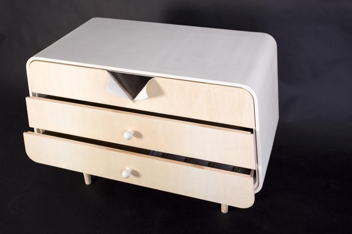 Яркая мебель The Unbutton Collection от Cristina Bulat