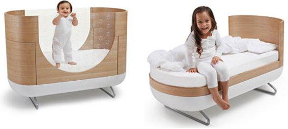 Великолепная детская мебель от Ubabyb