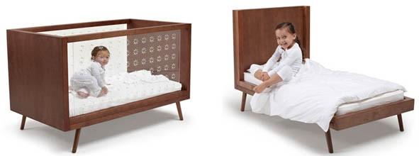Прекрасная детская мебель от Ubabyb