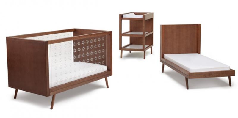 Современная детская мебель от Ubabyb