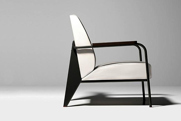 Кресло из коллекции мебели от G-Star RAW