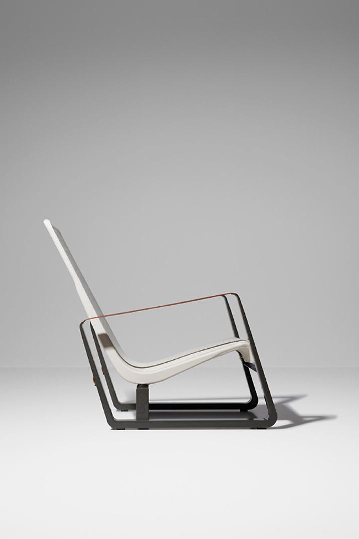 Лаундж кресло из коллекции мебели от G-Star RAW