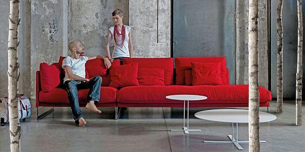 Мебель Saba в интерьере гостиной