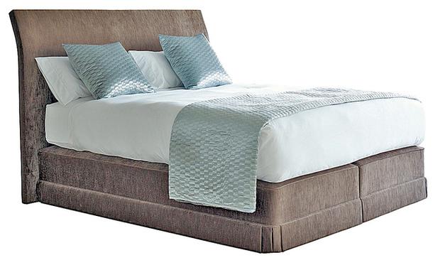 Современная кровать для спальни