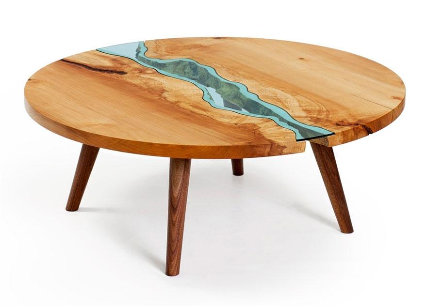 Восхитительный стол американского художника Грега Классена