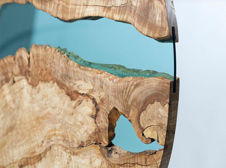 Креативный стол американского художника Грега Классена