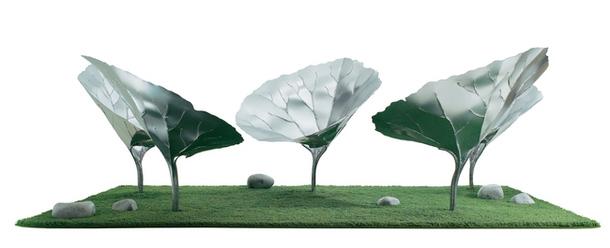 Изящная инсталляция Mamava от Andrea Salvetti
