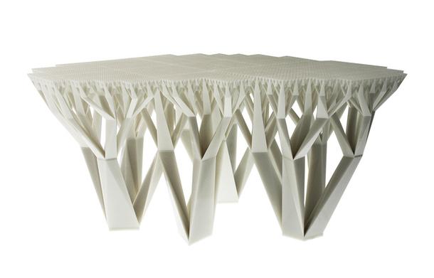 Оригинальный столик Fractal