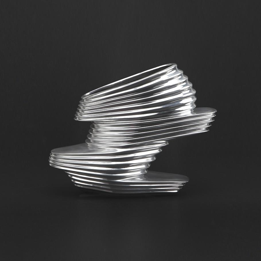 Металлическая основа обуви