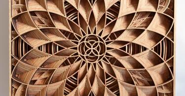 Рельефные деревянные скульптуры Габриэля Шамы