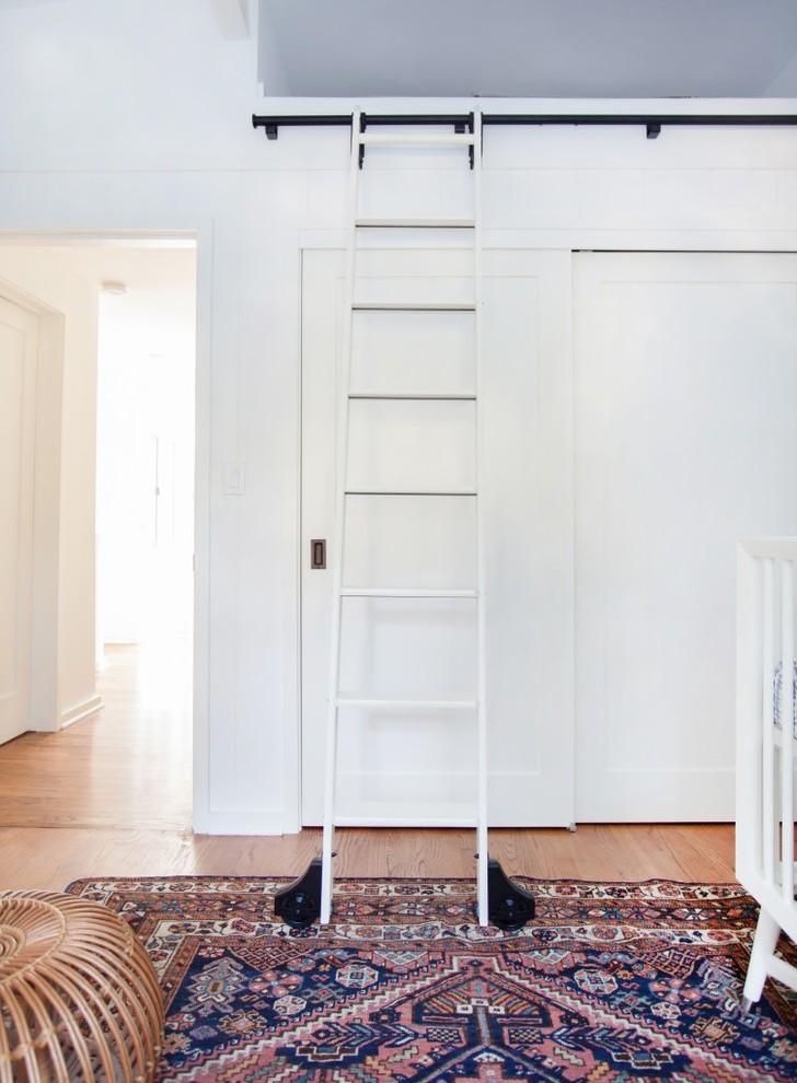Closet ladder