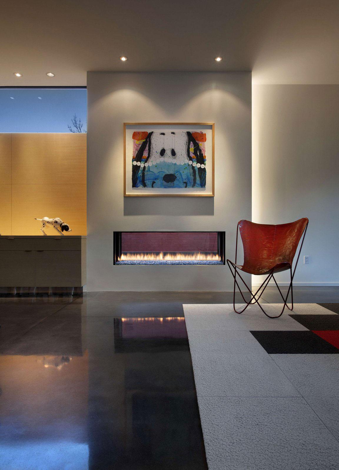 Газовый камин для дома - Фото 2
