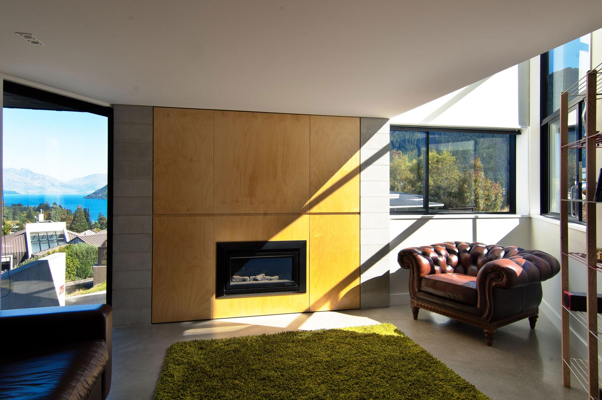 Газовый камин для дома - Фото 10