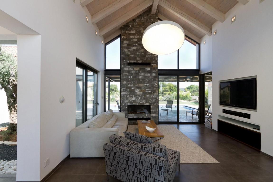 Газовый камин для дома - Фото 39