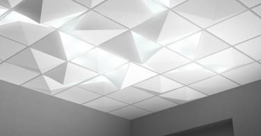 Волшебный потолочный светильник W&W