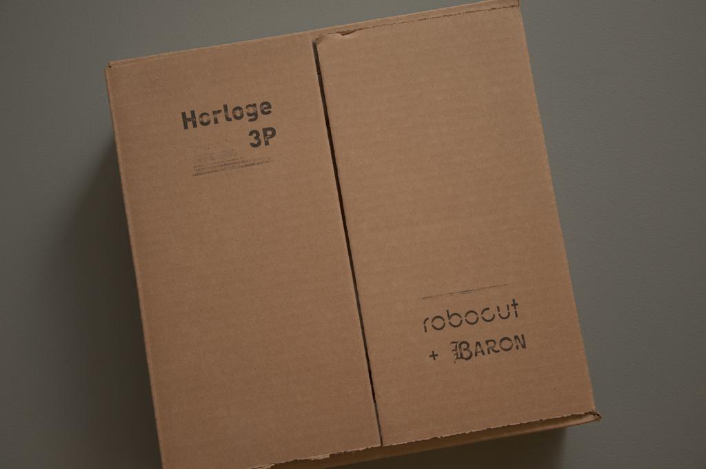 Коробка компании 3Р