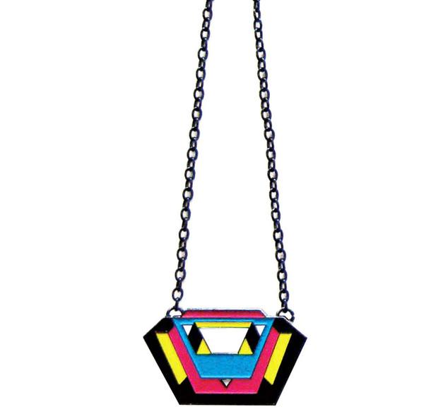 Ожерелье из коллекции CMYK