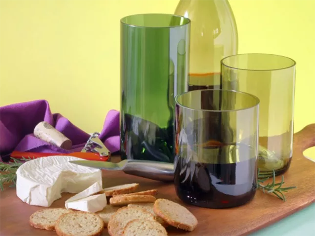 Бутылки из под вина