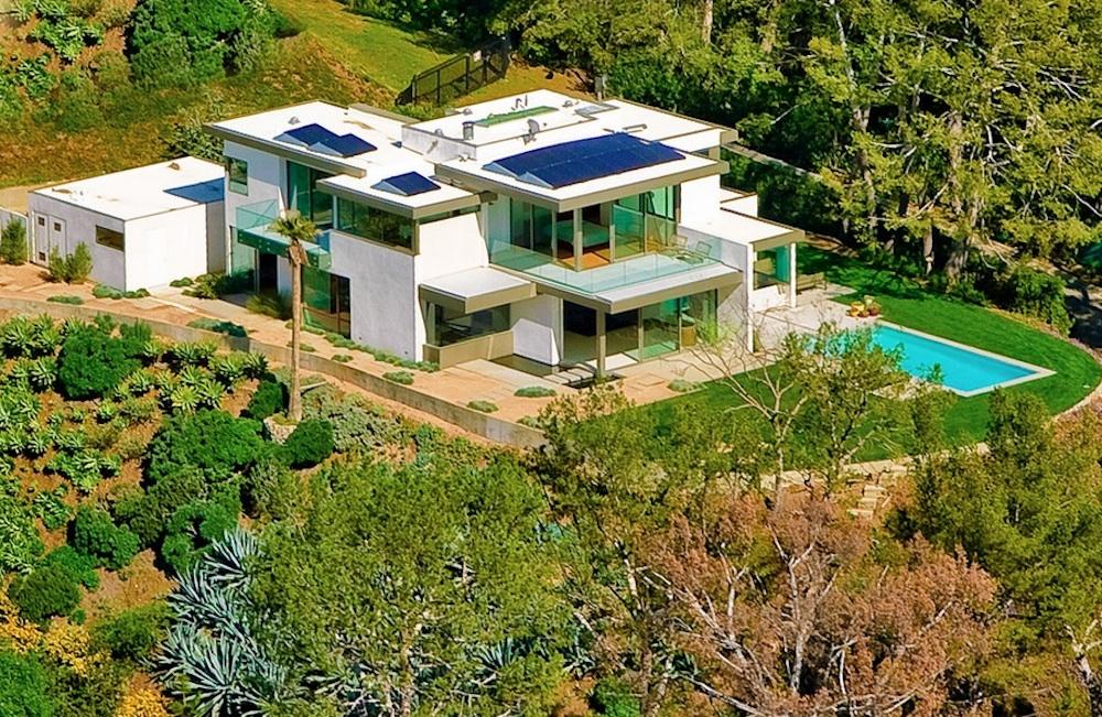 Ландшафтный дизайн у дома