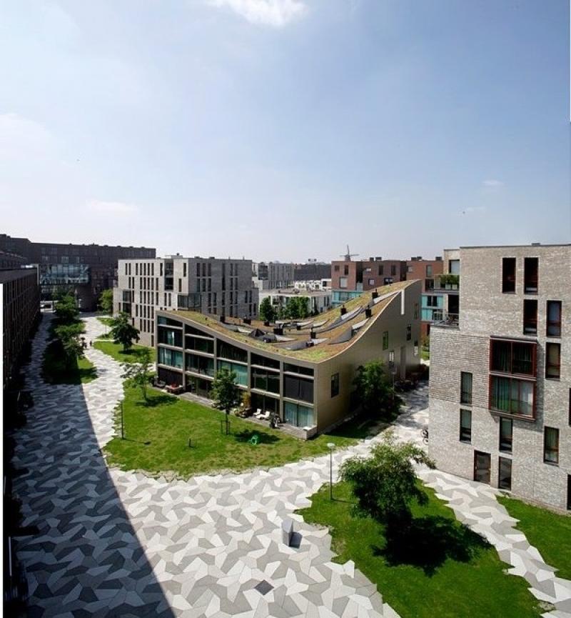 Растения на NL Architects
