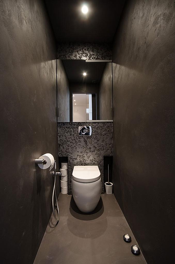 Изысканное оформление помещения в стиле лофт