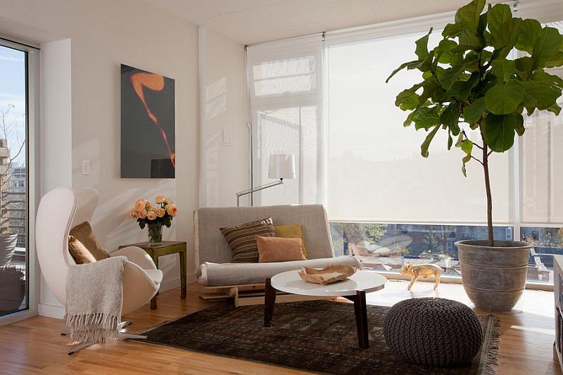 Мебель в интерьере в стиле фен-шуй