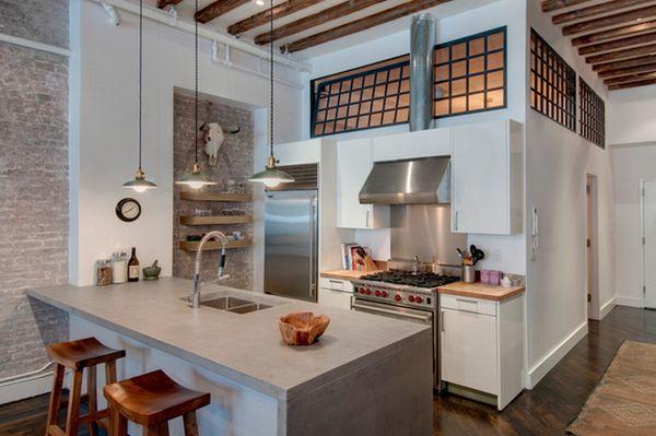 Кухня в стиле фен-шуй
