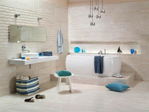 Ванная в стиле фен-шуй