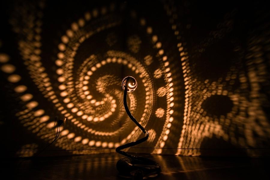 Оригинальный светильник Лампа Нимфы