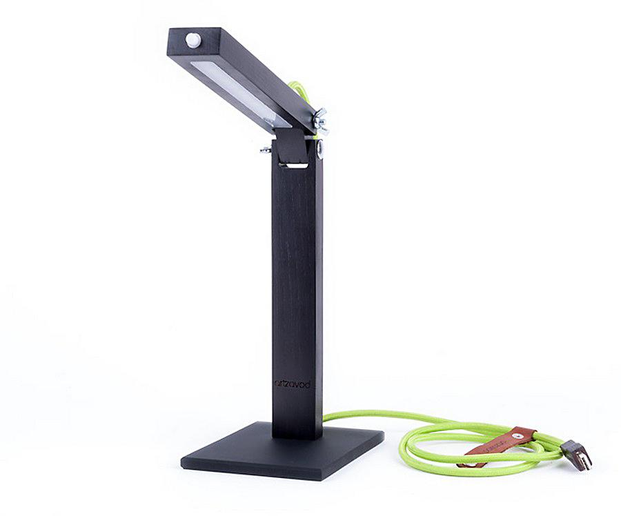 Уникальная минималистская USB-лампа от компании Artzavod