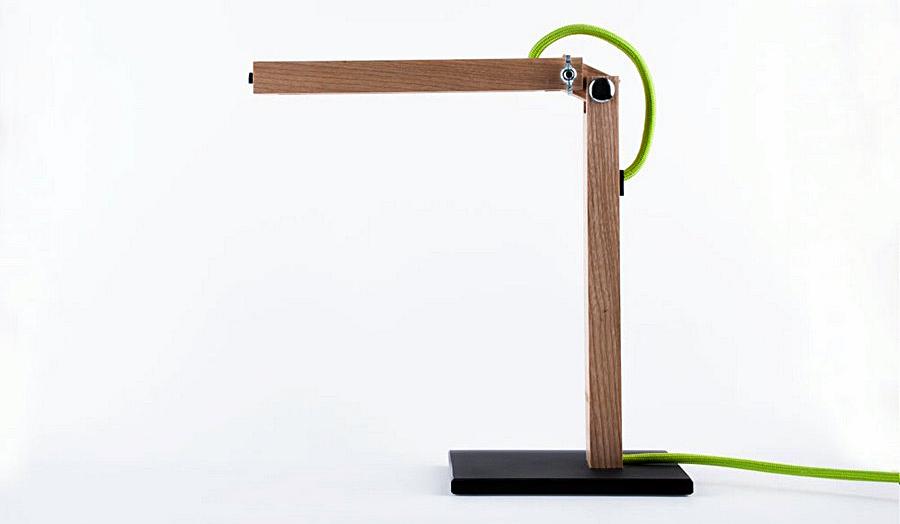 Превосходная минималистская USB-лампа от компании Artzavod
