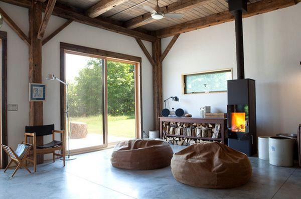 Теплый пол в домашнем интерьере
