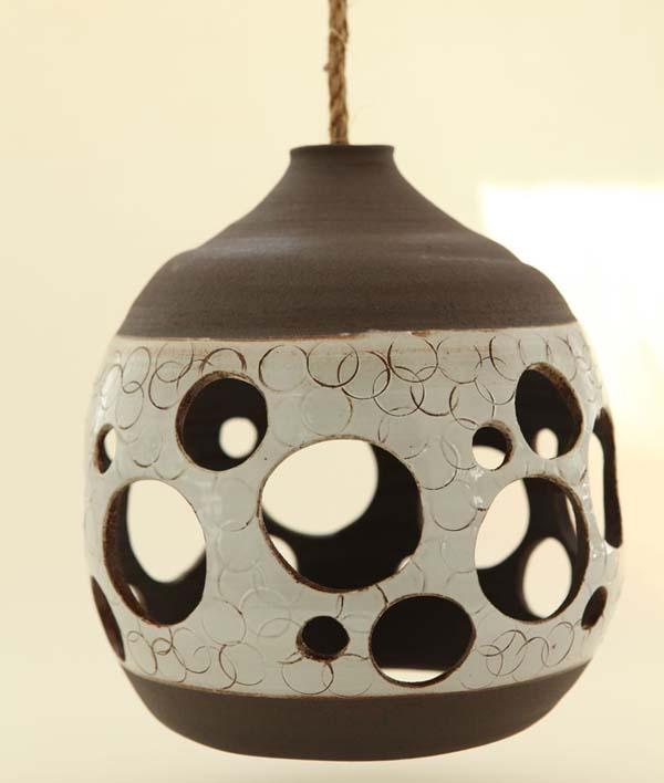 Красивый подвесной светильник Heather Levine