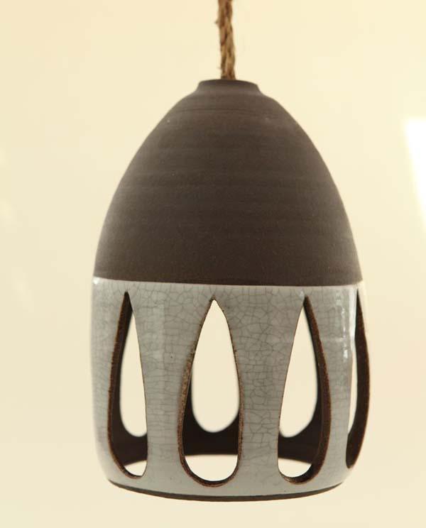 Единственный подвесной светильник Heather Levine