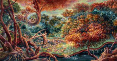 Вместо возможного Апокалипсиса: экологические картины Джули Хеффернан