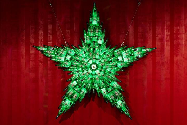 Эмблема марки Heineken