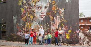 Herakut: искусство граффити в эмоциональном отражении разнообразия жизни