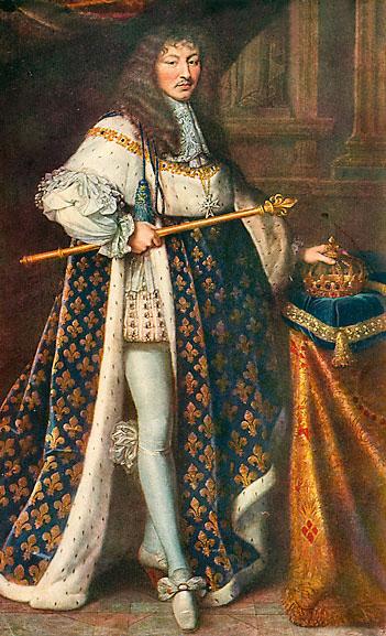 king louis xiv of france