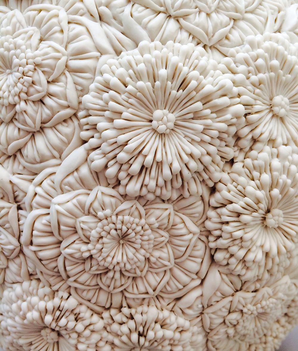 Керамическое искусство Хитоми Хосоно