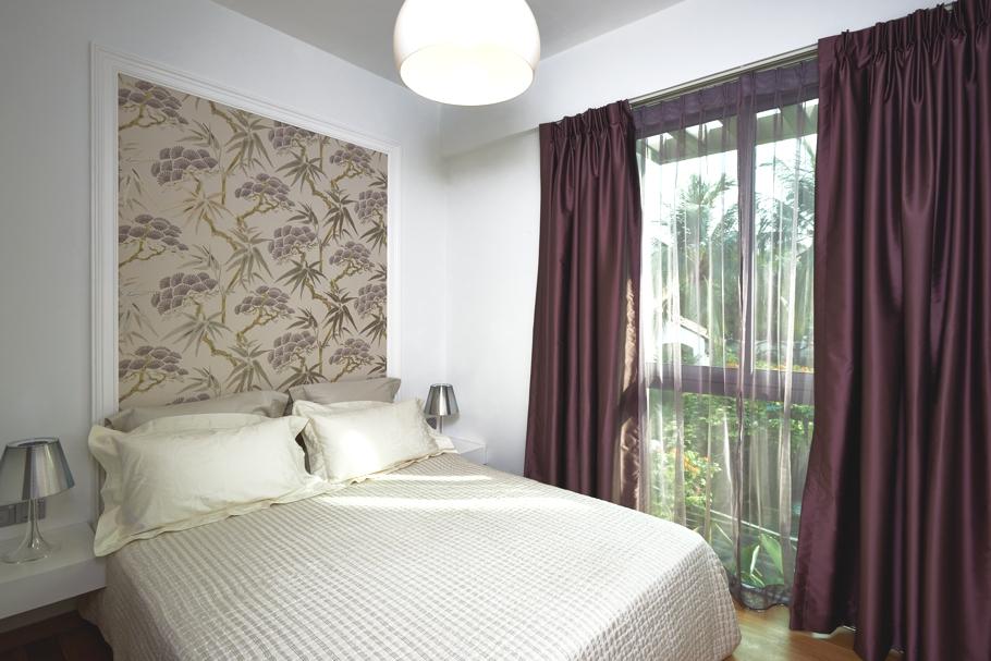 Уникальные шторы в дизайне интерьера помещения